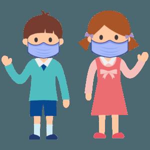 Pngtree—children wearing mask corona virus 5344544