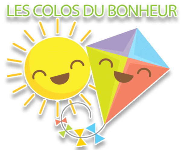 Logo Les Colos du Bonheur