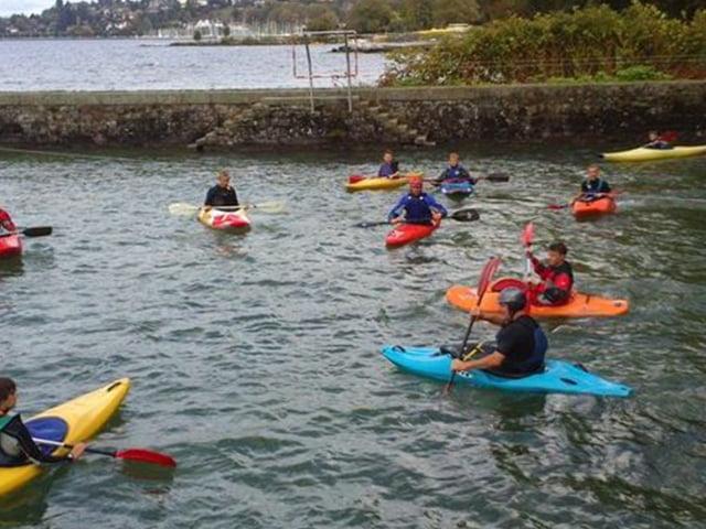 Kayak Thonon Colonie ete 2021