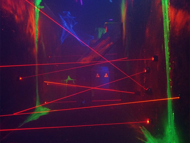 Parcours Laser Colonie ete 2021